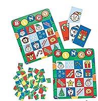 Holiday Bingo Game