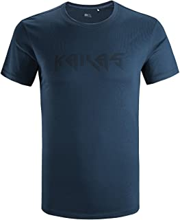 KAILAS Travel Cotton T-Shirt Men's