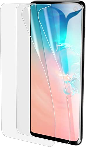 popular TOZO for Samsung Galaxy S10 Screen Protector HD Full online Frame Premium TPU 6H Hardness Super Easy Apply for Samsung Galaxy S10 Work online with Most case (Clear) outlet sale