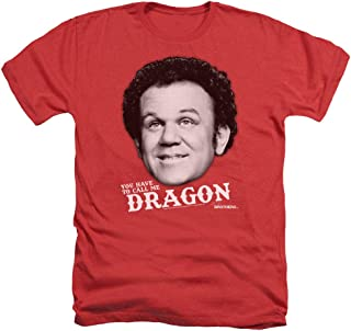 Step Brothers Dragon Unisex Adult Heather T Shirt for Men and Women