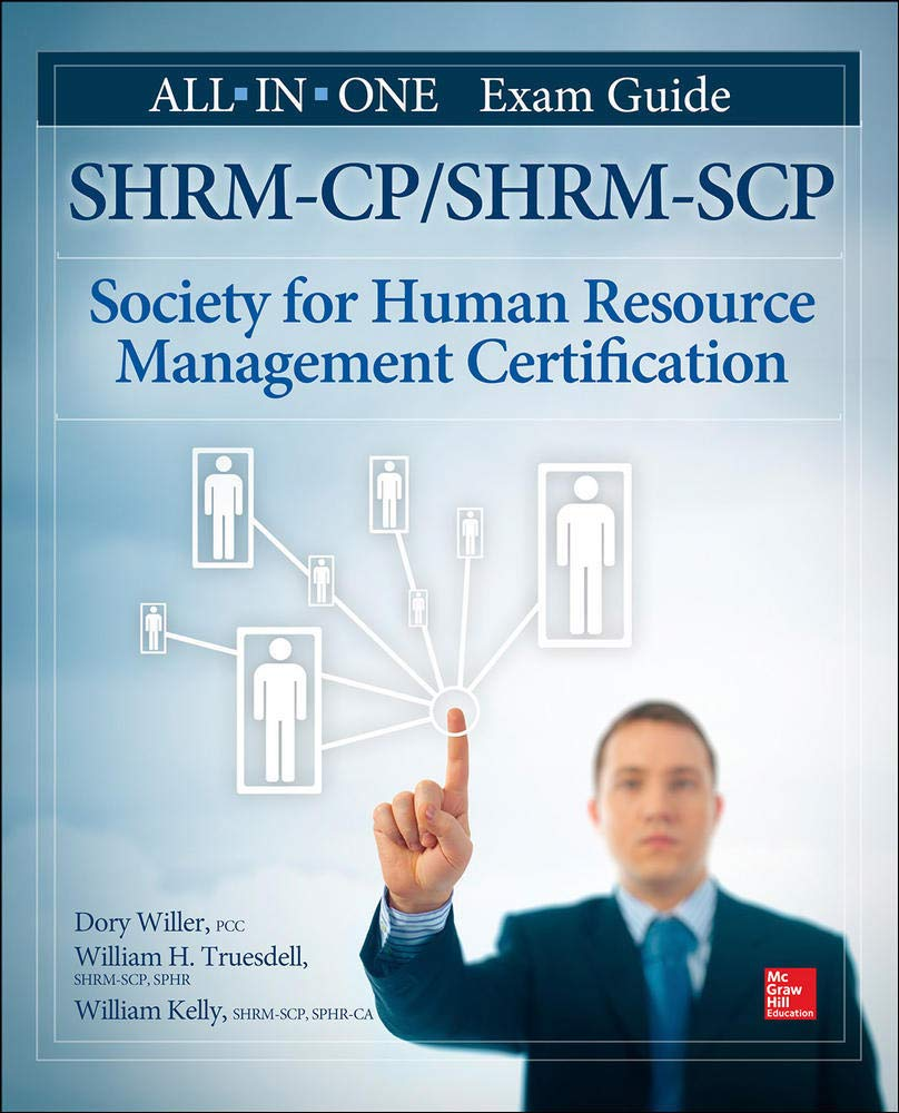 Image OfSHRM-CP/SHRM-SCP Certification All-in-One Exam Guide
