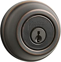 Kwikset Fechadura de cilindro único 780 com SmartKey® em bronze veneziano