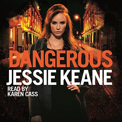 Dangerous audiobook cover art