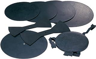MAXTONE 消音パット 9点セット DP-9 ブラック