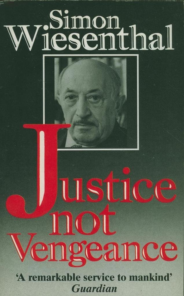 Image OfJustice, Not Vengeance