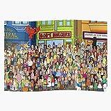 Juggernautnutrition Collage Character Burgers Bob's Home