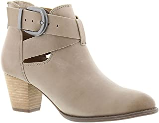 Upright Rory - Womens Heeled Boot Taupe - 6 Medium