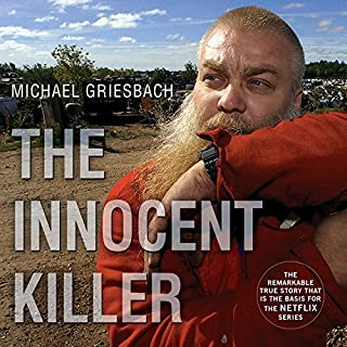 The Innocent Killer audiobook cover art