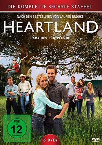 Heartland - Paradies für Pferde - Staffel 6 [6 DVDs]