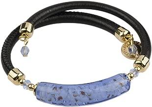 venetian murano glass bracelet