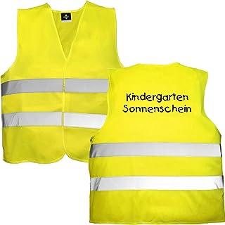 Gelb 7-12 Jahre Europanorm EN 1150 IKEA PATRULL Kinder-Warnweste