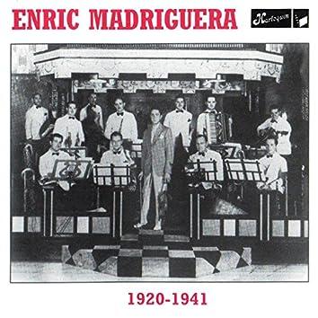 Enric Madriguera 1920-1941