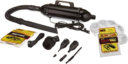 Includes 5 Bonus Bags! Metro DataVac Pro Series Model MDV-1BA Computer Vac - Blower - Made in The USA