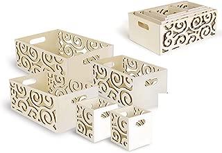 Best laser cut storage Reviews