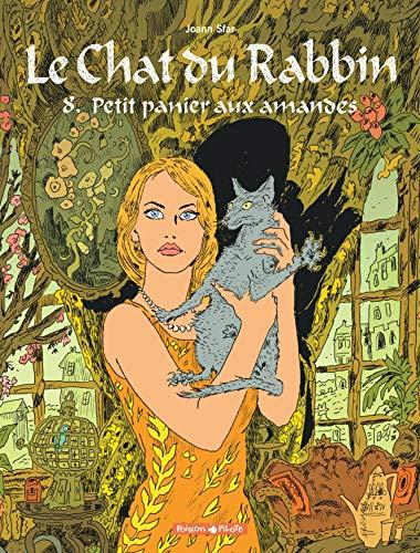 Le Chat du Rabbin - tome 8 - Petit panier aux amandes