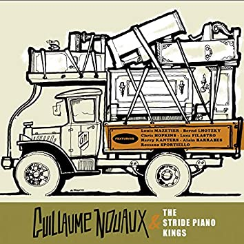 Guillaume Nouaux & the Stride Piano Kings