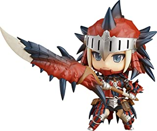 Good Smile  Monsters Hunter World: Female Rathalos Armor (Standard Edition) Nendoroid Action Figure