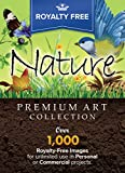 Royalty-Free Premium Nature Image Collection: Top-Quality ClipArt and Backgrounds To Make Your Scrapbook Designs, Invitations and Other Projects COLORFUL!! (for PC) [Download]