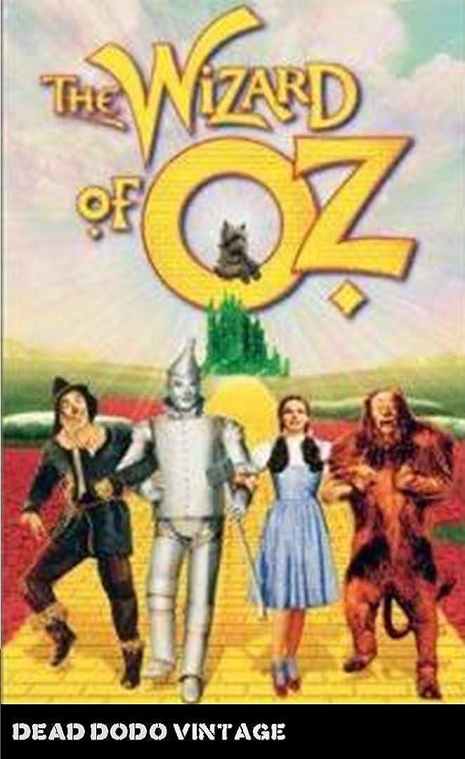 合金マニュアルサンドイッチThe Wonderful Wizard of Oz (Illustrated Edition) (English Edition)