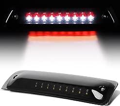 LED 3rd Brake Light for 2009-2018 Dodge Ram 1500/2500/ 3500 Smoked High Mount Trailer Cargo Lamp DWBL1008