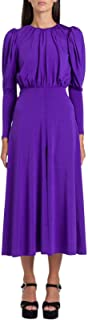 ROTATE Luxury Fashion Womens 9003962177 Purple Dress | Fall Winter 19