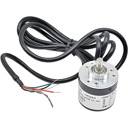 600Z Mechanical Power Transmission DC5-24V Industrial Supplies DIY Encoder for 3D Printer CNC Machine Encoder C38H8G5 600Z Encoder