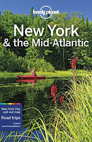 Lonely Planet New York & the Mid-Atlantic [Lingua Inglese]