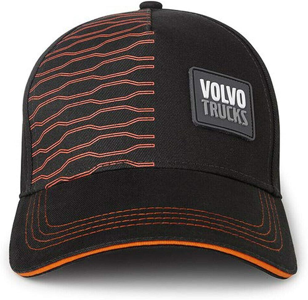 Volvo Trucks Driver Life Graphic Max Max 85% OFF 43% OFF Carbon Cap Orange Hat