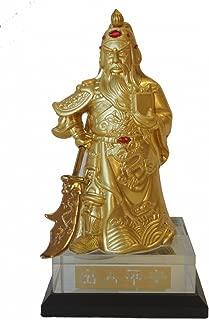 Feng Shui Import Brass Guan Gong Statue