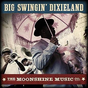 The Moonshine Music Co: Big Swingin' Dixieland