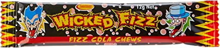 Wicked Fizz Cola Chews, 60 Pieces