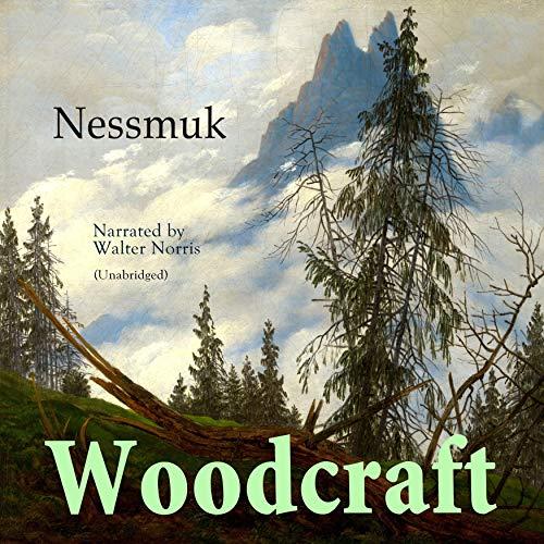 Woodcraft audiobook cover art