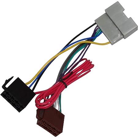Aerzetix Sk2 C10017 Adapter Kabelbaum Kabel Stecker Für Autoradio Auto