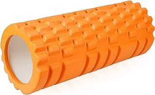フォームローラー グリッドフォームローラー ヨガポール トレーニング スポーツ フィットネス ストレッチ器具 ヨガ用品
