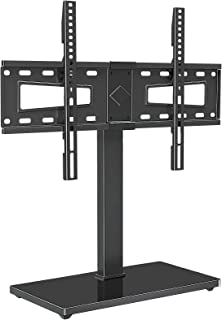 MOUNTUP Universal TV Stand, Table Top TV Stands for 37 to 70 Inch Flat Screen TVs - Height...
