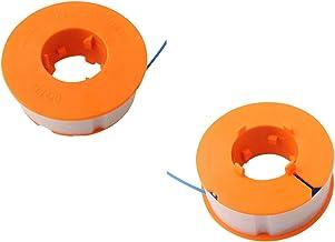 SECURA Fadenspule 1,6mm (2er Set) kompatibel mit Bosch ART 26 Combitrim Freischneider