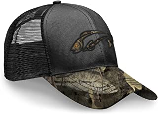 Fishouflage Bass Fishing Hat – Thunder Bay Camo Hat