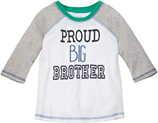 Baby Boy's Big Brother T-Shirt (Infant/Toddler)