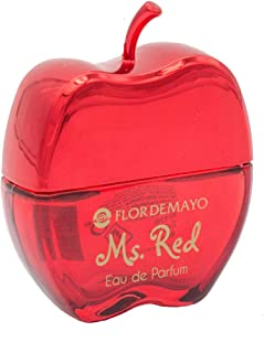 Expositor 17ud. Mini Colonia Apple Ms. Red para mujer. Con Téster de regalo. 18 x 20ml