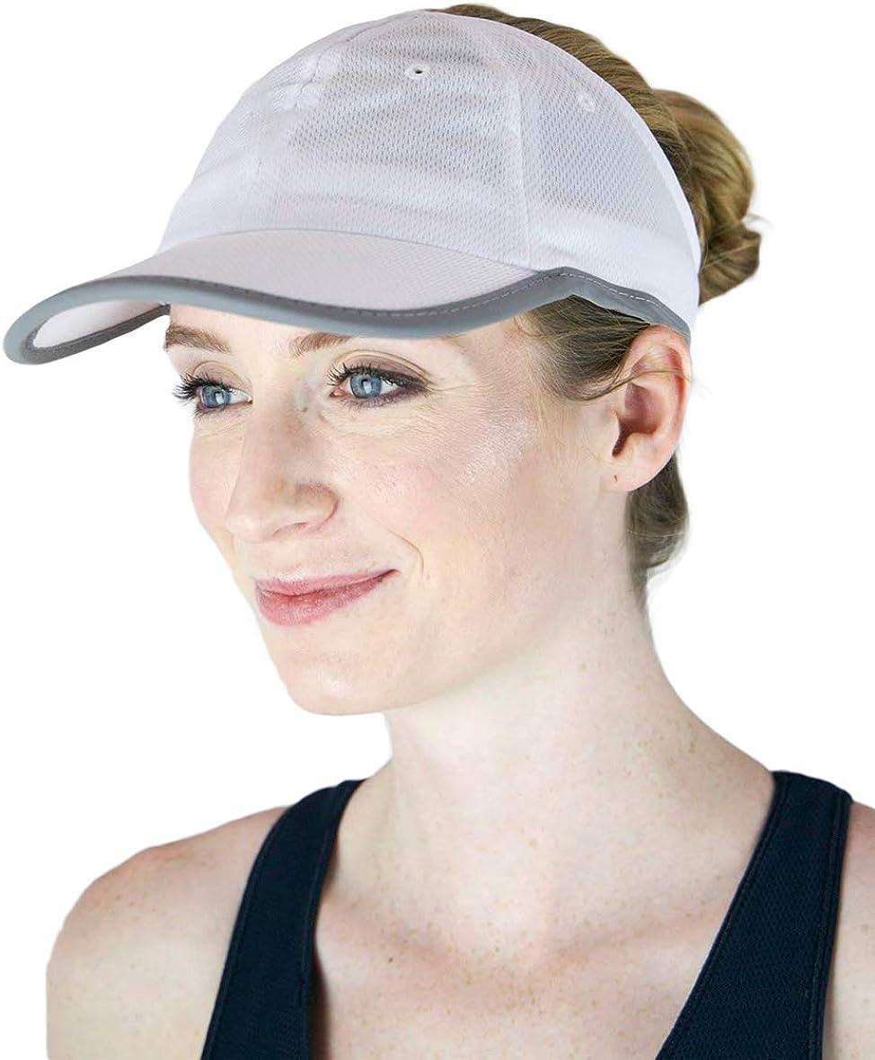 ChicPlay Sport - Ponytail Messy Bun Baseball Cap for Women | The Ultimate Runner Ponytail Hat