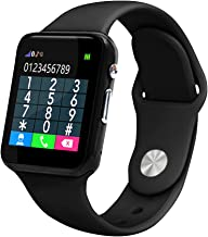 Kids Fitness Tracker G10A Kid Smart Watch GPS Tracker IP67 Waterproof Fitness Watch, Photography & Third Party Chat Applications, Phone Call (Black)