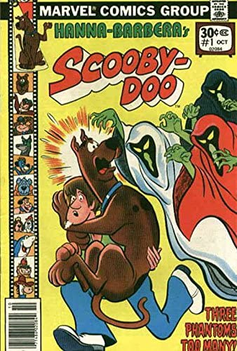 Scooby-Doo Marvel #1 VG comic ; book Ranking TOP9 Cheap mail order specialty store
