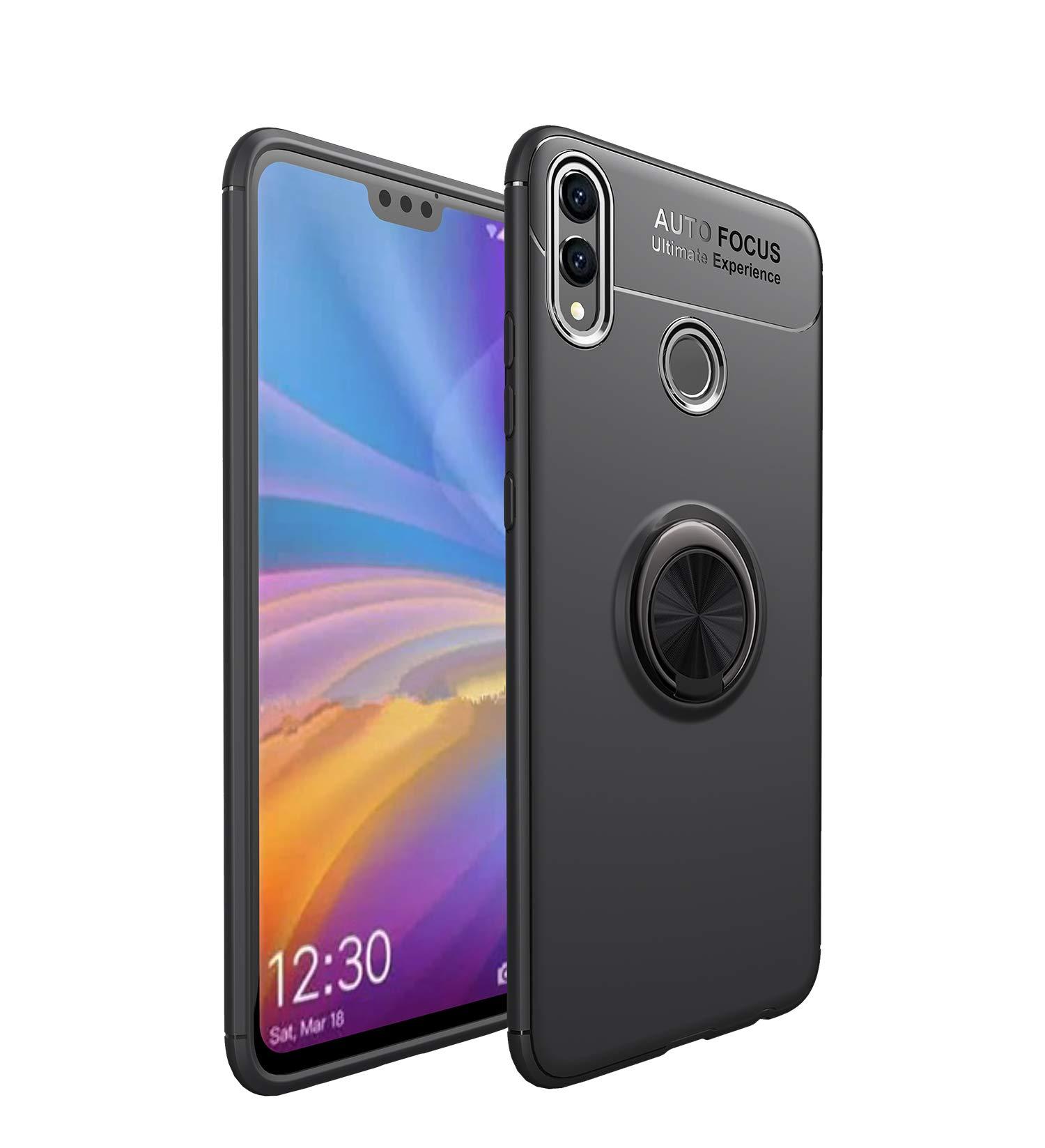 TANYO Huawei Honor 8X Hebilla De Anillo Y Cubierta De Soporte De ...