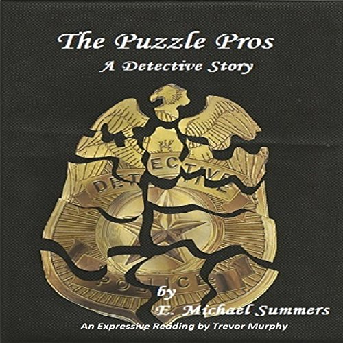 The Puzzle Pro's: A Detective Story audiobook cover art