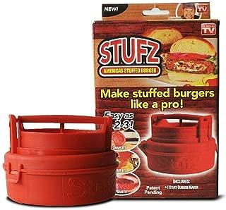 IDEA VILLAGE PRODUCTS CORP Stufz Hamburger Maker Boxed
