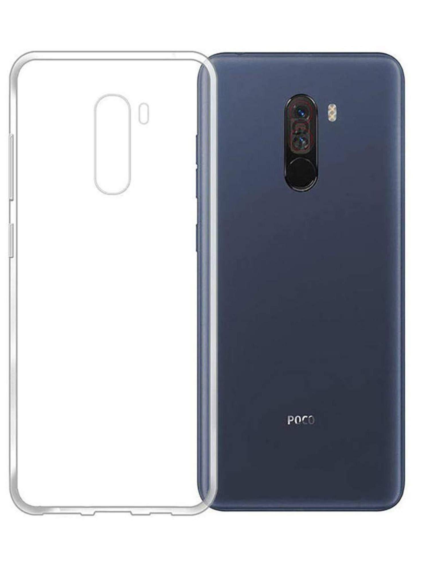 Todotumovil Funda de Gel TPU Carcasa Silicona para movil Xiaomi Pocophone F1 Transparente: Amazon.es: Electrónica
