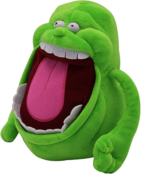 Doll Ghostbusters Green Ghost Plush Toys Cartoon Cute Children Pillow Dolls
