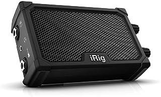 IK Multimedia iRig Nano Amp pocket guitar amplifier with integrated iRig circuit (black) - IP-IRIG-NANOAMP-IN