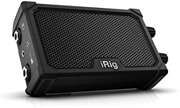 Sponsored Ad - IK Multimedia iRig Nano 3 Watts Pocket Guitar Amplifier with Integrated iRig Circuit - Black