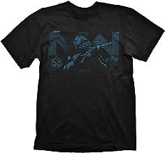 Gaya Entertainment Call of Duty: Modern Warfare T-Shirt Blue Target Size S